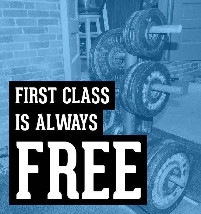 First class is always free.